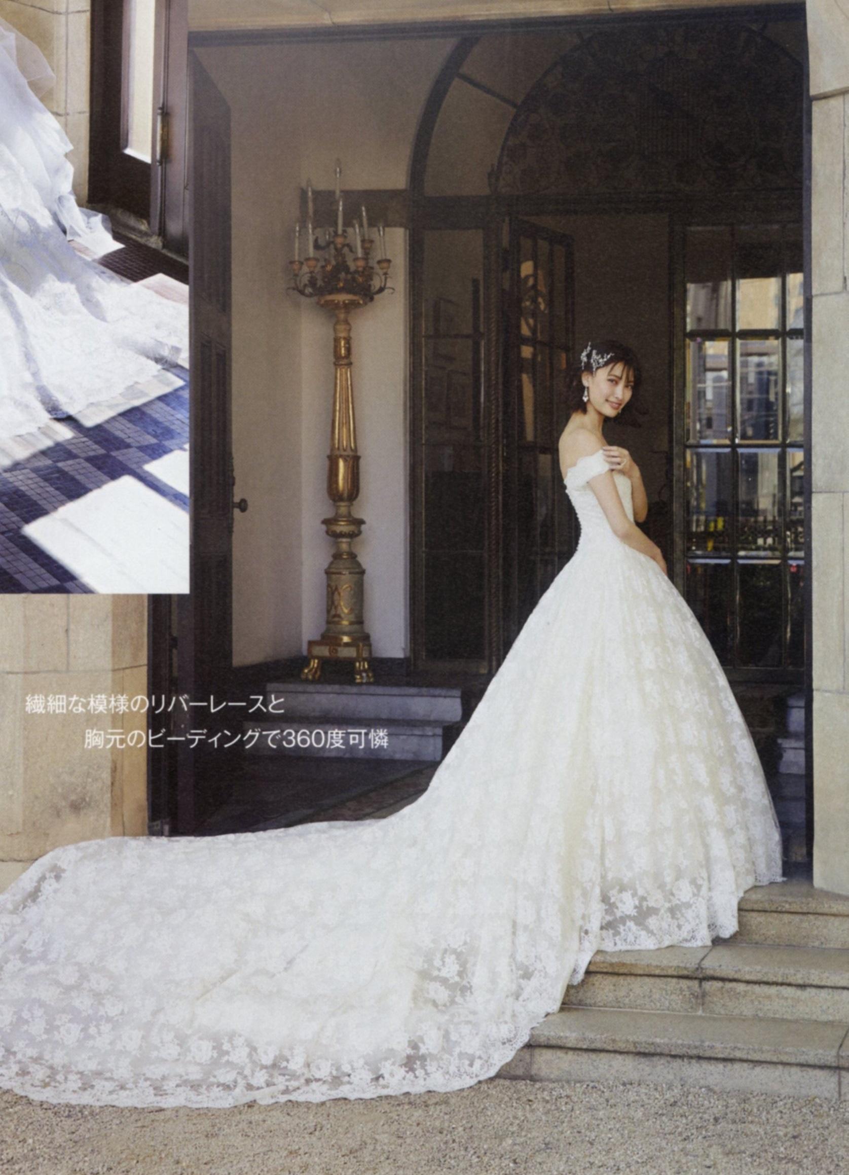 6月12日発売_BAILA 2019 July 【別冊付録:婚BAILA】 P.16